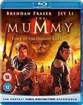 The Mummy: Tomb of the Dragon Emperor: Itunes Digital Code! (HD) Itunes Redeem! From Blu-ray!