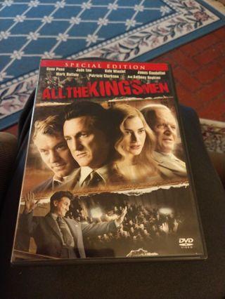 All the King's Men DVD