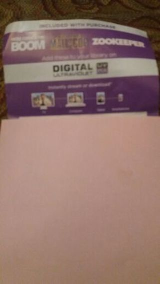 3 PAUL BLART Movies In 1 (Digital Ultraviolet Copy Only) Includes 3 Movies On 1 Code!