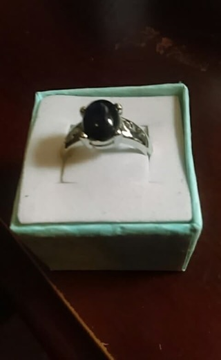 size 7 mood ring