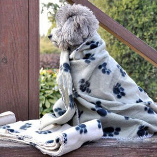 Fleece Pet Blanket Keep Your Pet Warm :)
