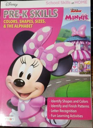 Disney's Pre-K Skills at Home