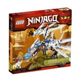 NIB LEGO Ninjago Ice Dragon Attack