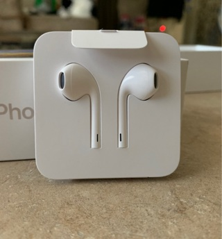 New Apple earbuds/earpods with mic