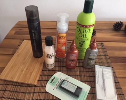Hair, Nails & Footcare Items