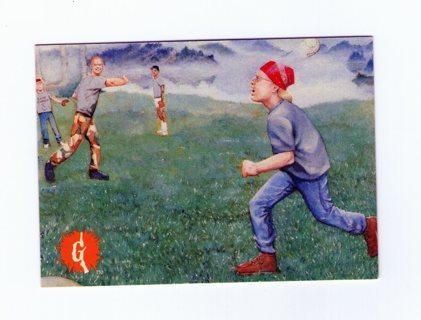 Goosebumps Bean Ball Card