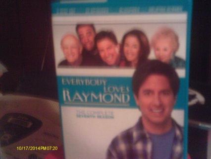EveryBody Loves Raymond Complete 7TH Season 5 Disc set