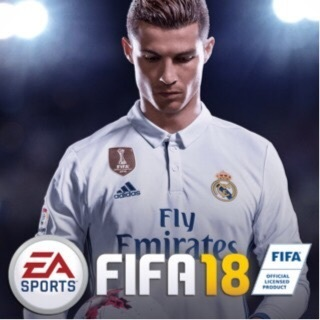 Fifa 18 unlockable code for PS4