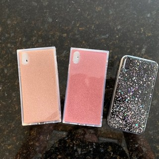 Three New Apple iPhone XR Soft Silicone Cellphone Cases