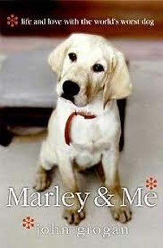 MARLEY & ME: Life and Love with the World's WORST DOG by John Grogan (HB/GC) #LLP15c/TH7