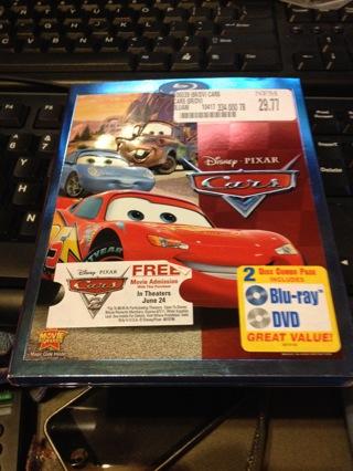 Free Disney Pixar Cars Cars 2 Wal Mart Exclusive Geared Up Bonus Dvd Disc Use Get It Now Get A Bonus Blu Ray Listia Com Auctions For Free Stuff