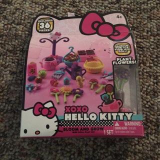 Hello Kitty garden playset.