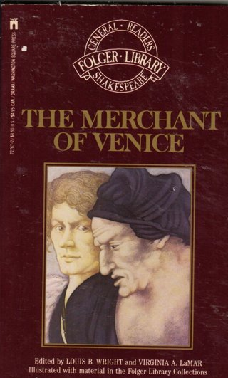 THE MERCHANT OF VENICE by William Shakespeare (BEFORE YOU BID ASK HOW MUCH SHIPPING COSTS TO YOU)