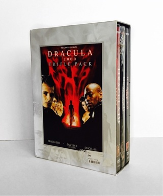 wes craven dracula 3 movie pack dvd ultimate 21 day halloween movie auction extravaganza