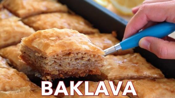 Delicious Greek pastry