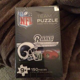 L.A. Rams Puzzle (150 piece)