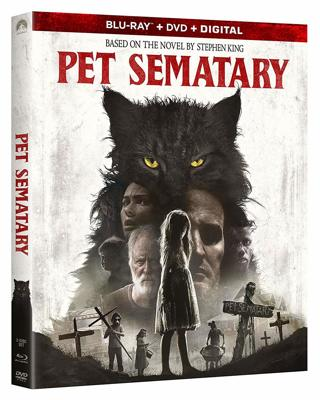 Pet Sematary (Digital HD Download Code Only) **Stephen King** **Horror**