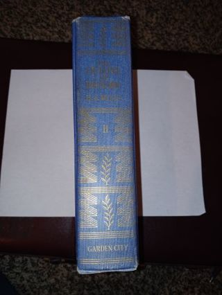 The Outline Of History by H.G. Wells hardback book