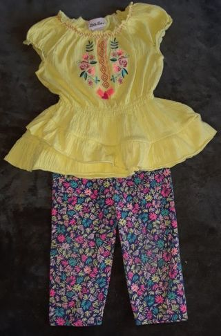 Girls Outfit size 4T