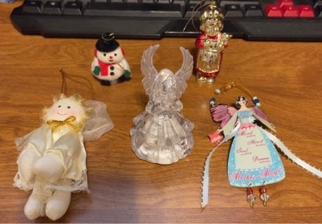 Five Ornaments
