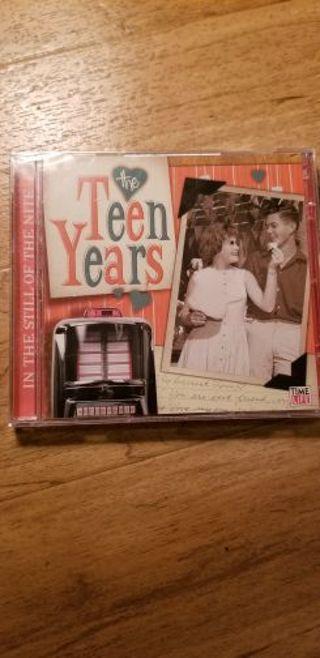 Teen years cd