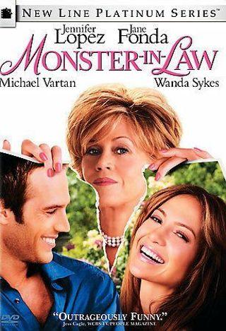 """MONSTER-IN-LAW""  2 Discs"