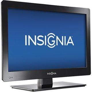 "Insignia Television Flat Screen TV 19"" LED 720p 60Hz HDTV / NS-19E310A13"