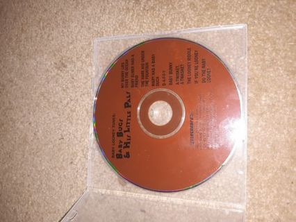 Baby Looney Tunes Baby Bugs and His Little Pals CD