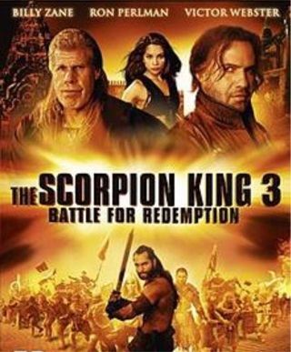 Scorpion King 3 HD for iTunes only