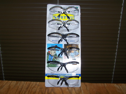 698cf83a8d Free  6 PACK SAFETYVU SAFETY GLASSES - Other Sporting Goods - Listia ...