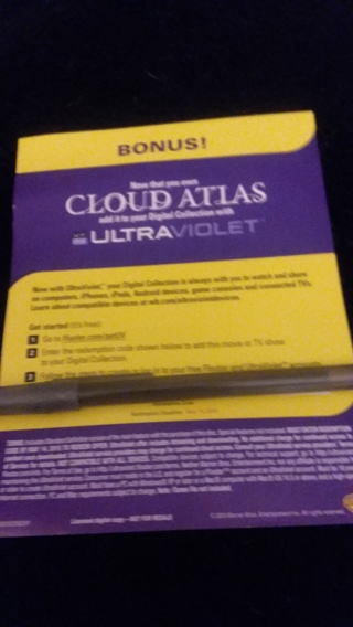 CLOUD ATLAS DIGITAL HD