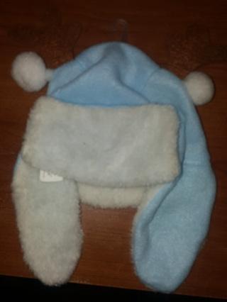 Infant Christmas Cap