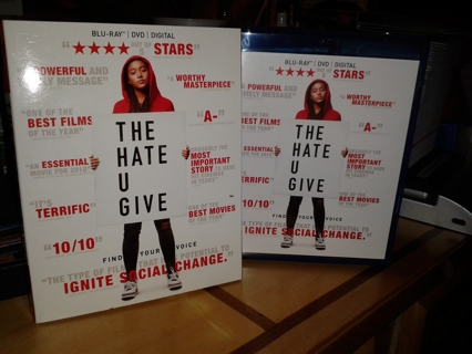 The Hate You Give DVD/Blu-ray