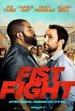 Fist Fight Digital code vudu/movie anywhere
