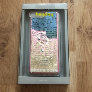 Heyday iPhone Plus Sequin Case iPhone 6/7/8 Plus