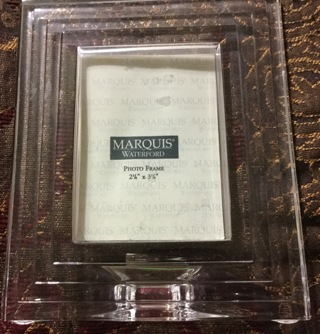 Free Marquis Waterford Photo Frame Other Collectibles Listia