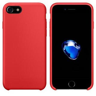For iPhone 7 Case 6s Liquid Silicone Soft Fiber Lining Ultra Protection Shell