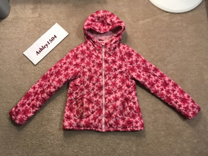 cute puffy pink jacket coat