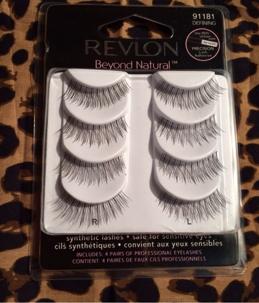 Free Revlon Beyond Natural Defining Lashes 91181 Gin For A 5pc