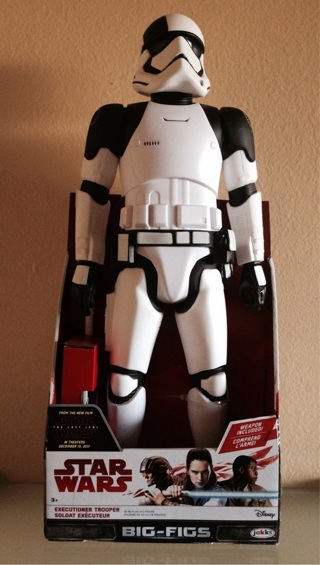 "Star Wars 18"" Captain Phasma Figure - New in Box"
