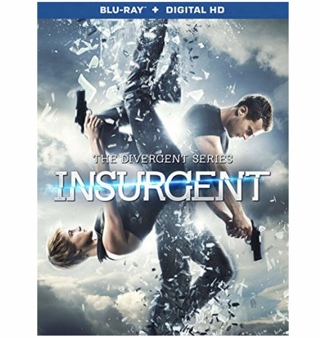 The Divergent Series: INSURGENT (starring Shailene Woodley) - HD/HDX digital copy from Blu-Ray