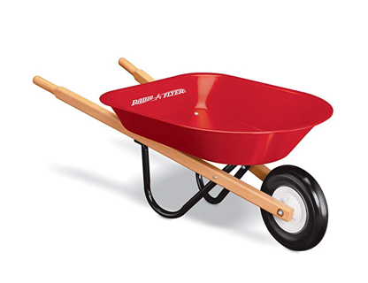 ⭐️⭐️⭐️⭐️Radio Flyer Kid's Wheelbarrow