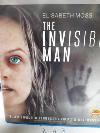 THE INVISIBLE MAN ( NEW RELEASE )