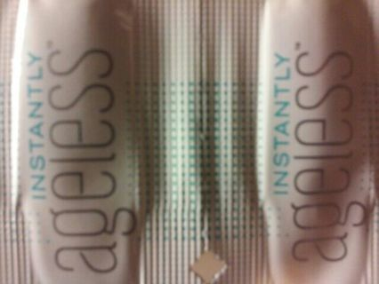 2 Instantly ageless samples