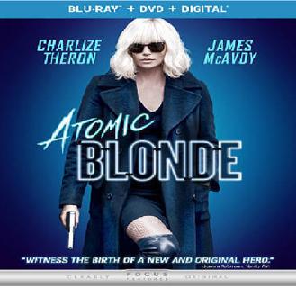 New Atomic Blonde