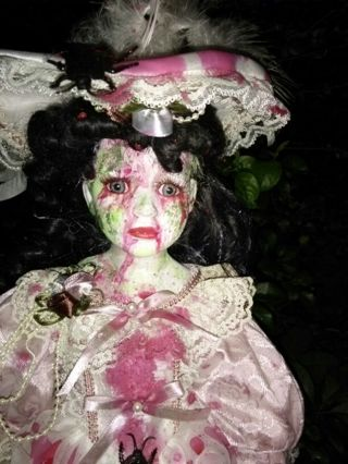 Starlights Creepy Kids Victorian Zombie Doll