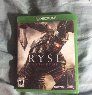 RYSE: Son of Rome video game for Xbox One