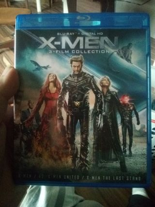 X-MEN trilogy volume 1 movies anywhere