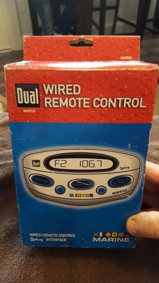 WIRED REMOTE CONTROL INTERFACE