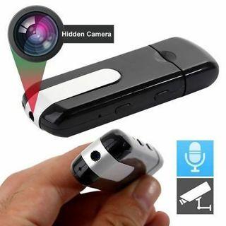 Top Mini USB Disk Flash Drive Spy Nanny Cam HD Video Recorder Pinhole Camera